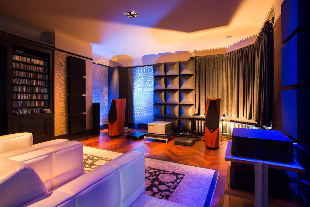 Chattelin Audio Systems - Portfolio - Avalon, Wadia, Soulution, MIT en Transparent Cable