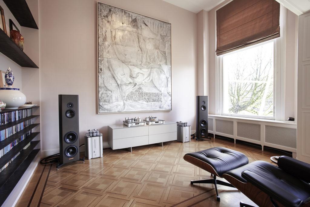 Chattelin Audio Systems - Portfolio - Magico, T+A en Transparent Cable