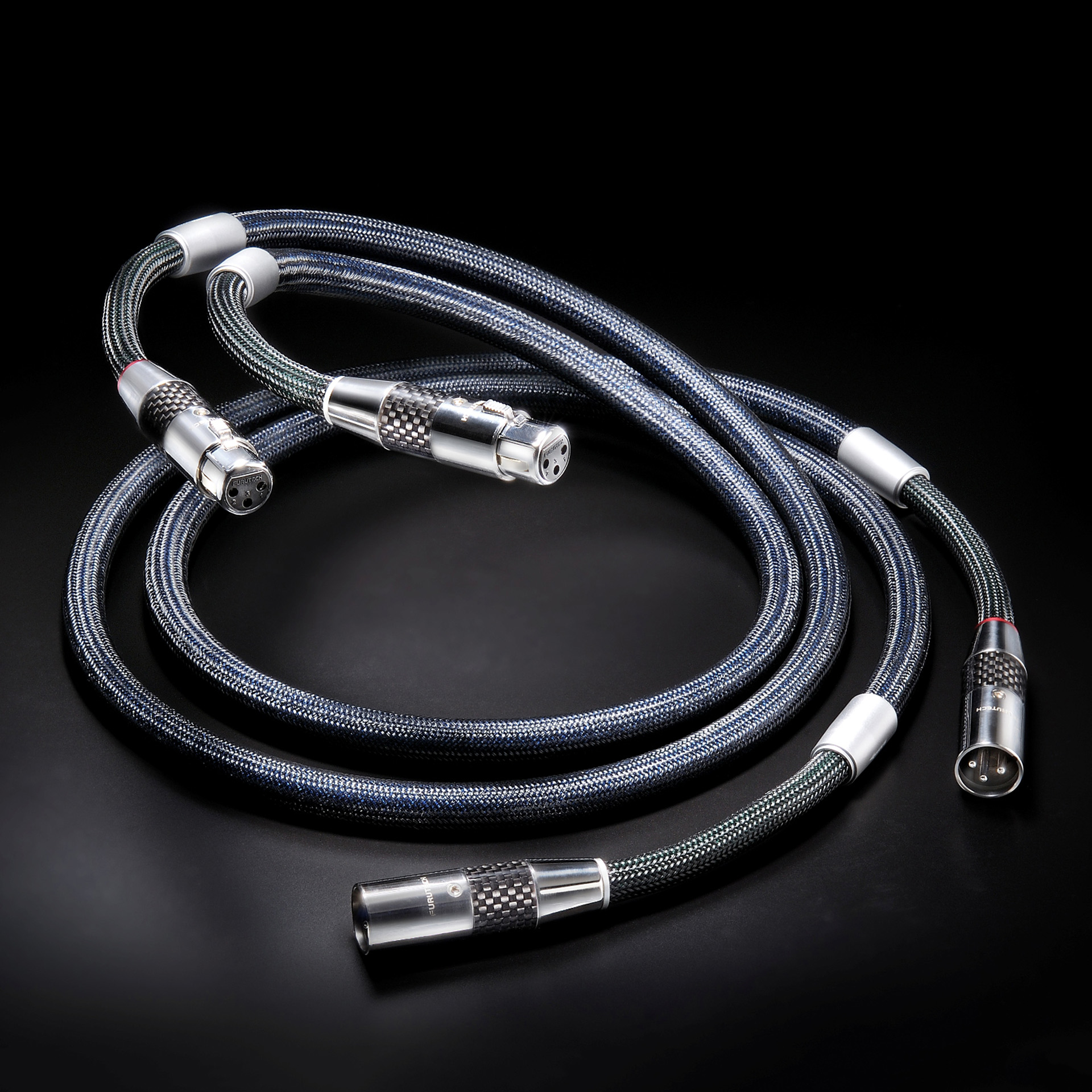Furutech LineFlux XLR - Chattelin Audio Systems