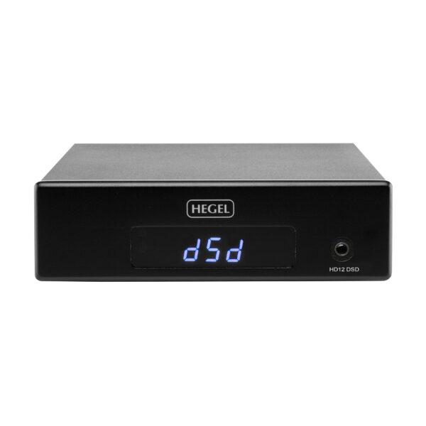 Hegel HD12 - Voorkant - Chattelin Audio Systems