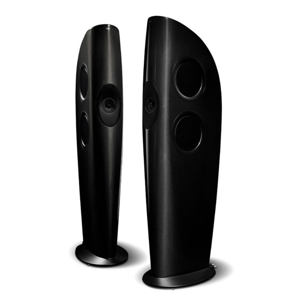 KEF Blade - Black - Chattelin Audio Systems