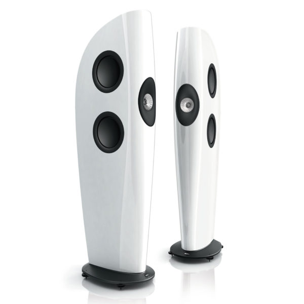 KEF Blade - White - Chattelin Audio Systems