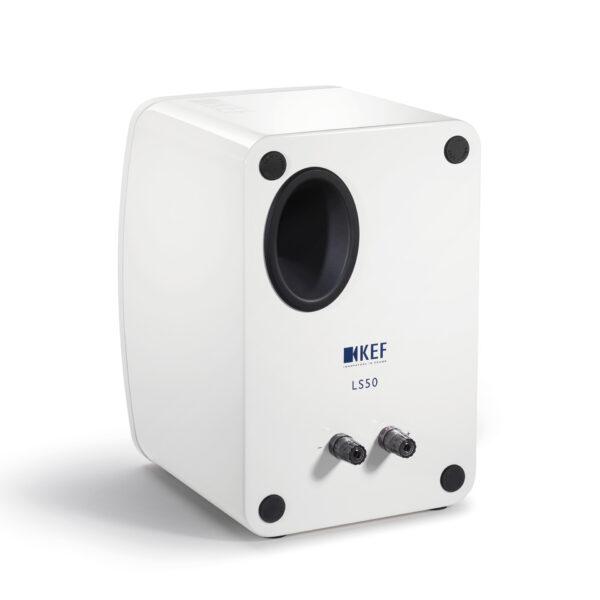 KEF LS50 - Detail Achterkant - Chattelin Audio Systems