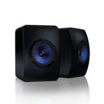 KEF LS50 - Frosted Black - Chattelin Audio Systems