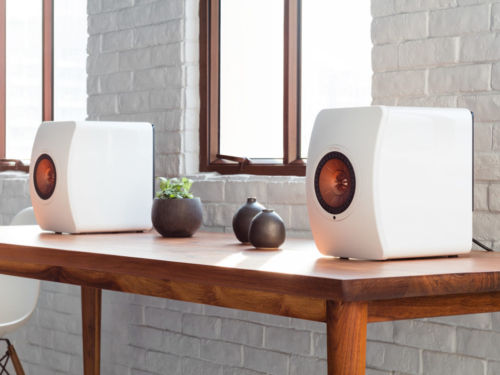 KEF LS50 Review - HiFi.nl - Chattelin Audio Systems