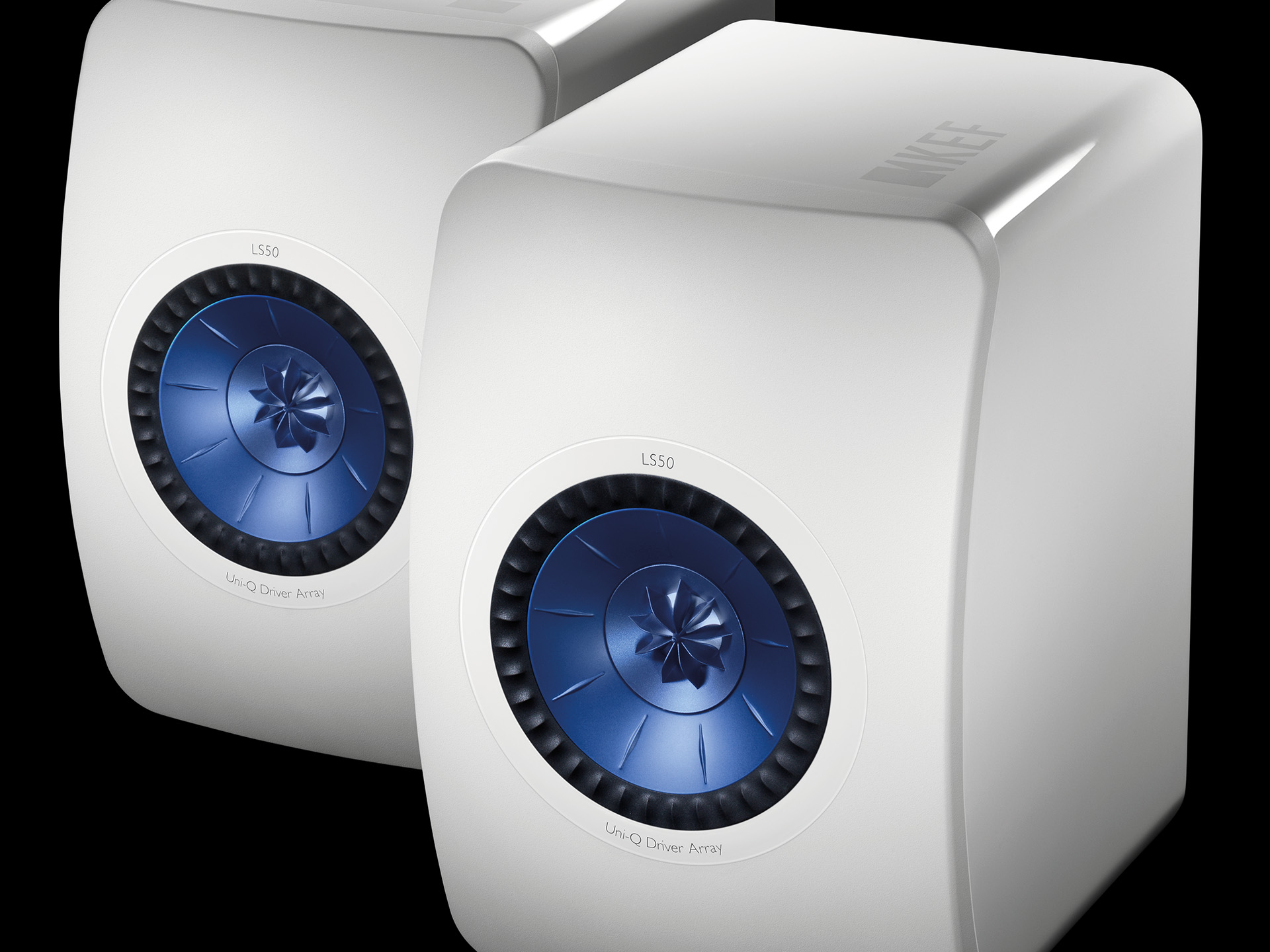 LS50W Powered Music System Wireless Speakers - us.kef.com