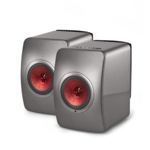 KEF LS50 Wireless - Titanium Grey - Chattelin Audio Systems