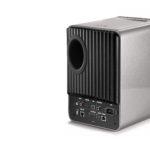 KEF LS50 Wireless - Titanium Grey Achterkant - Chattelin Audio Systems