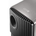 KEF LS50 Wireless - Titanium Grey Detail - Chattelin Audio Systems