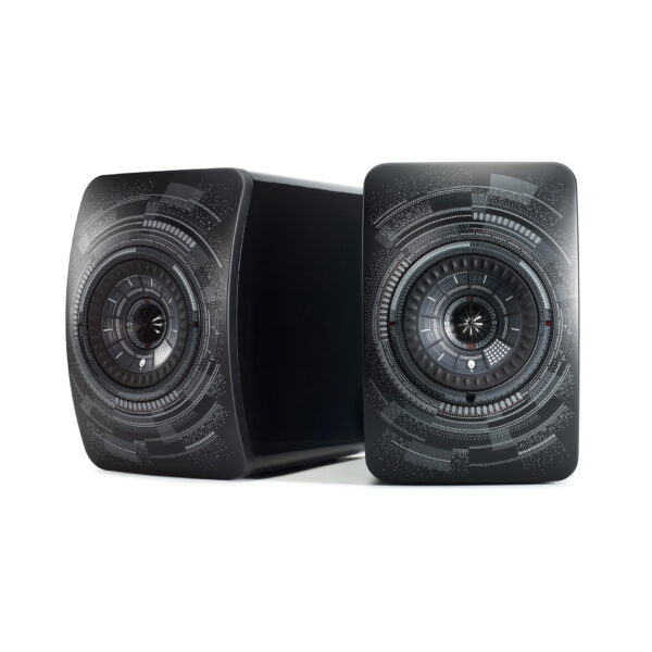 KEF LS50 Wireless Nocturne by Marcel Wanders - Chattelin Audio Systems
