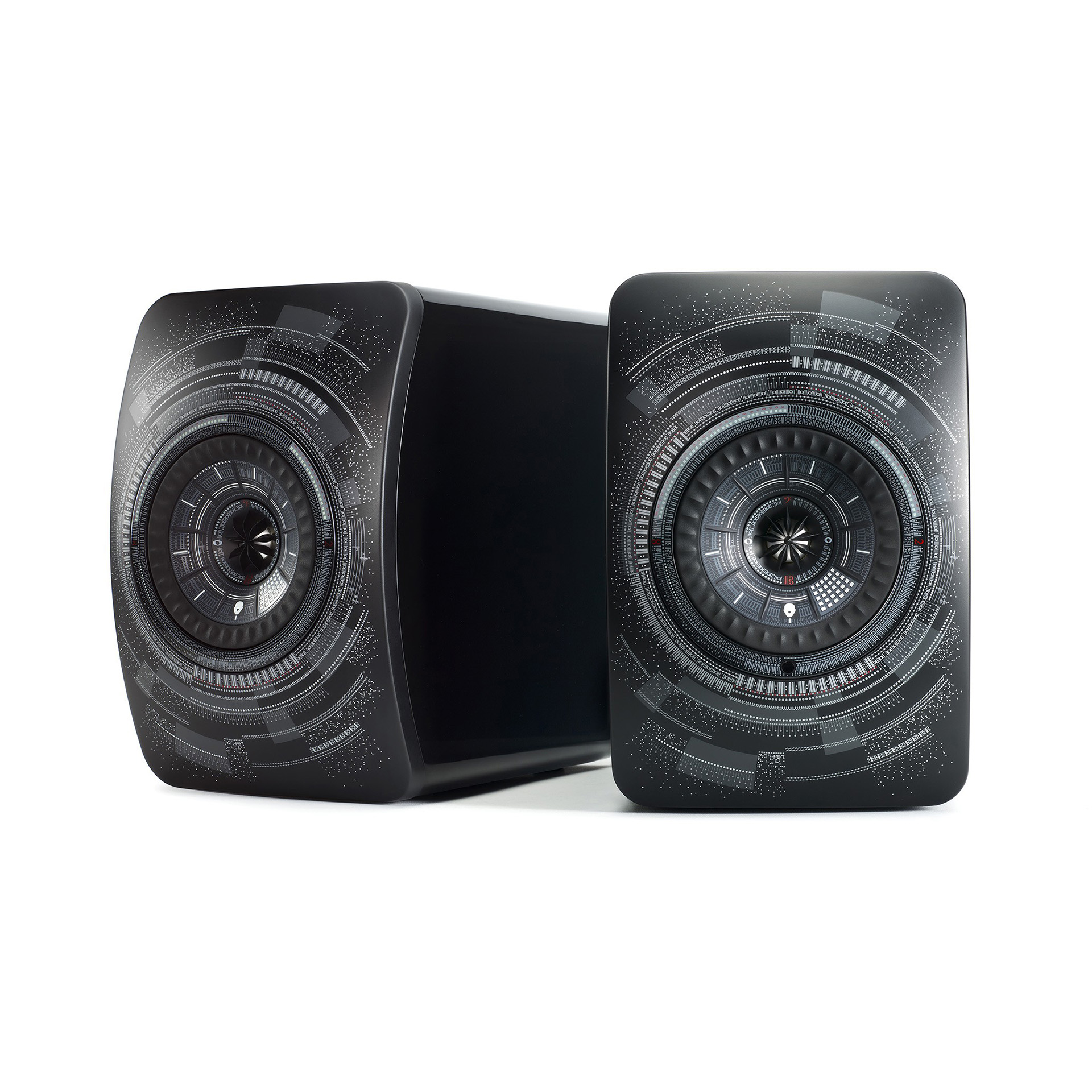 KEF LS50 Wireless Nocturne by Marcel Wanders - Chattelin Audio Systems