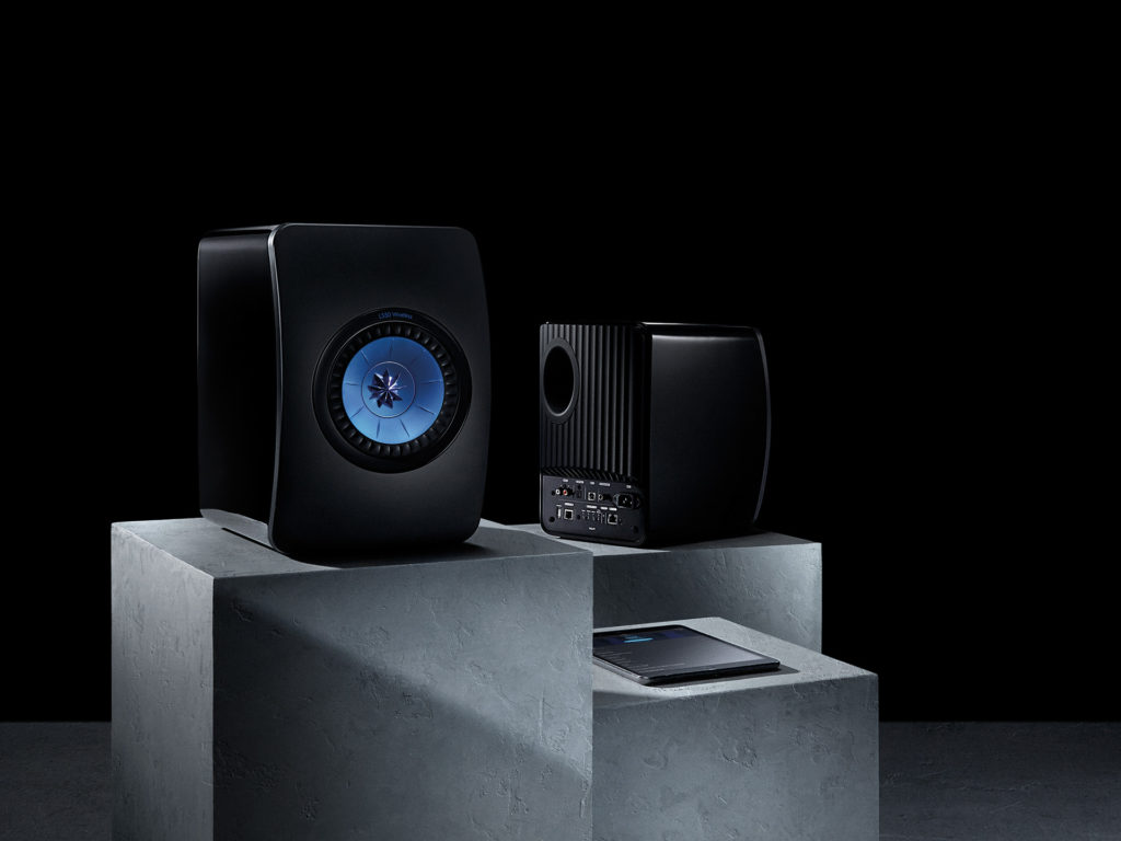 KEF LS50 Wireless Review - Chattelin Audio Systems