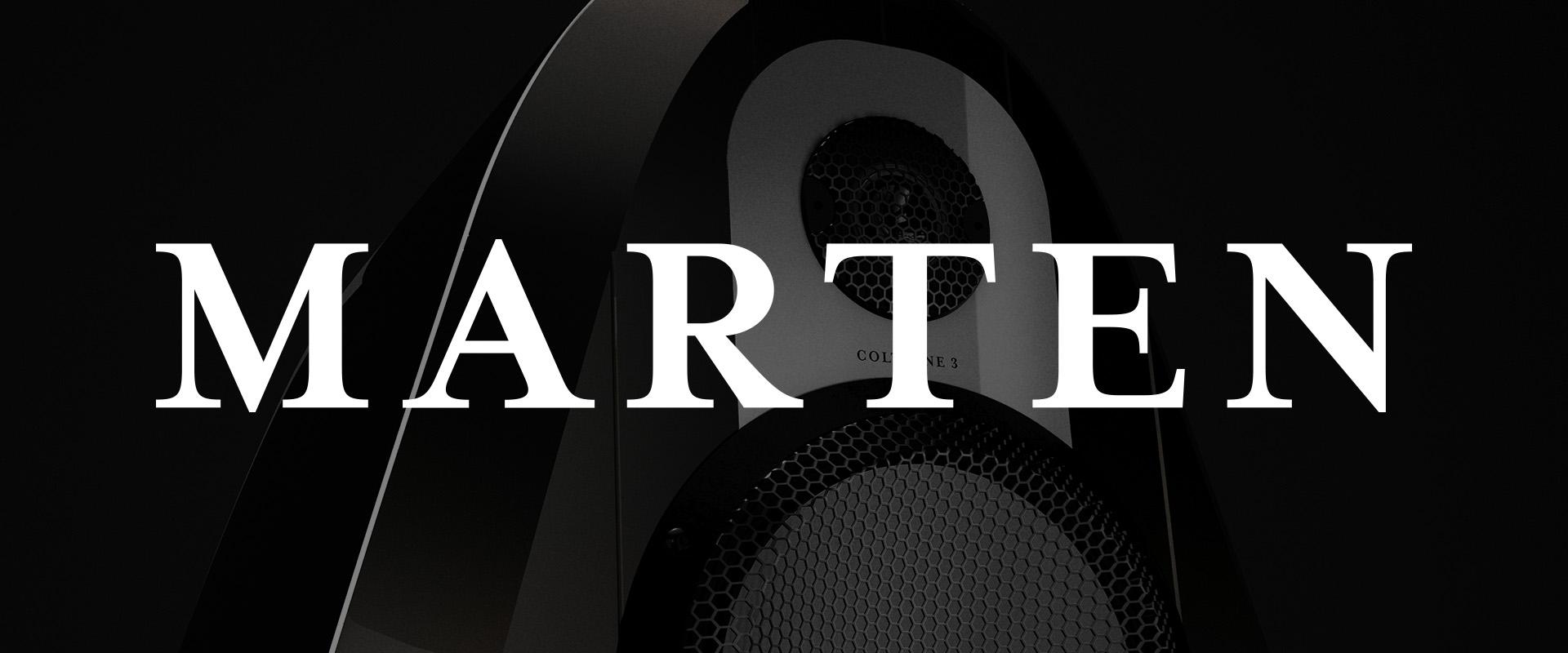 Marten - Chattelin Audio Systems