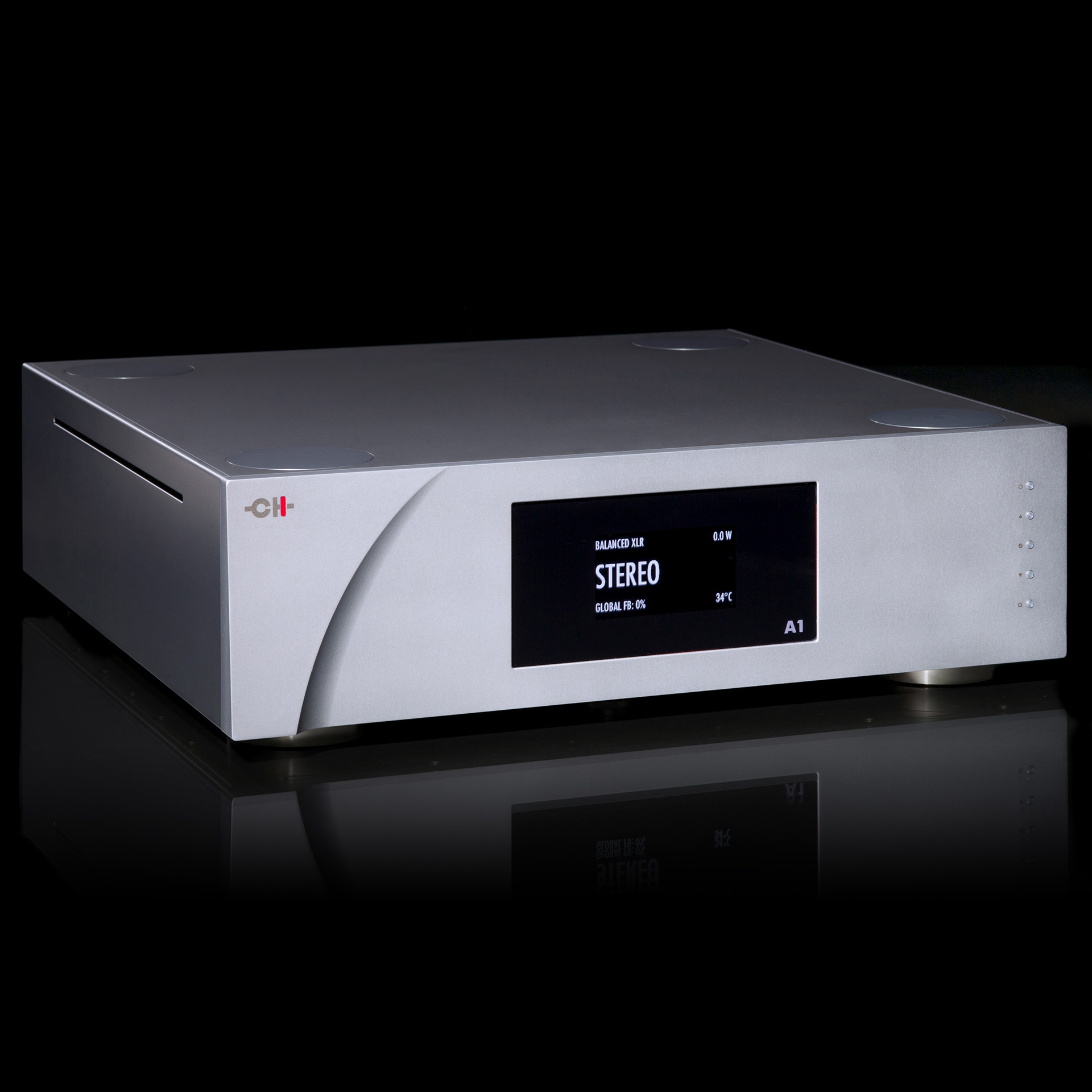 CH Precision - Chattelin Audio Systems