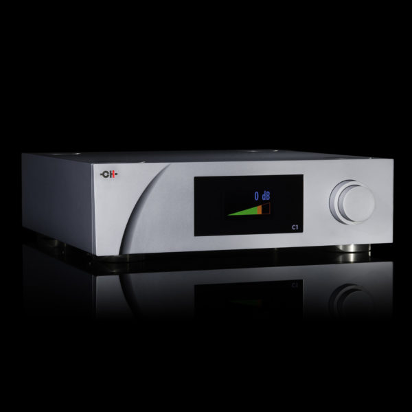 CH Precision C1 DAC Controller - Chattelin Audio Systems