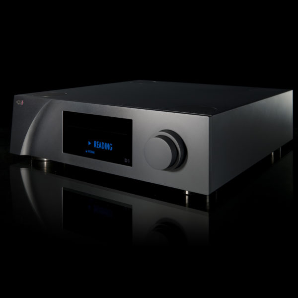 CH Precision D1 SACD CD Transport Player - Chattelin Audio Systems