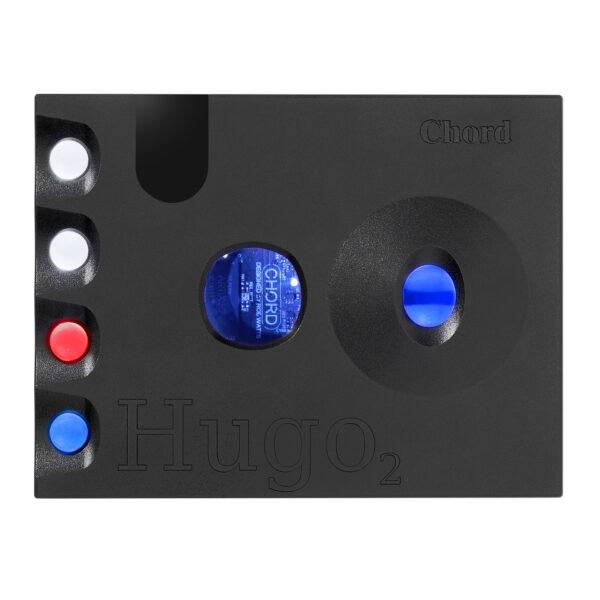 Chord Electronics Hugo 2 Black - Chattelin Audio Systems