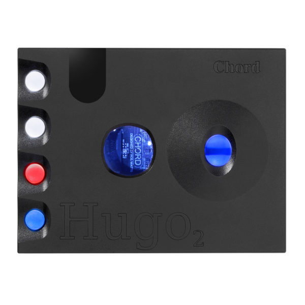 Chord Electronics Hugo 2 Black - Chattelin Audio Systems