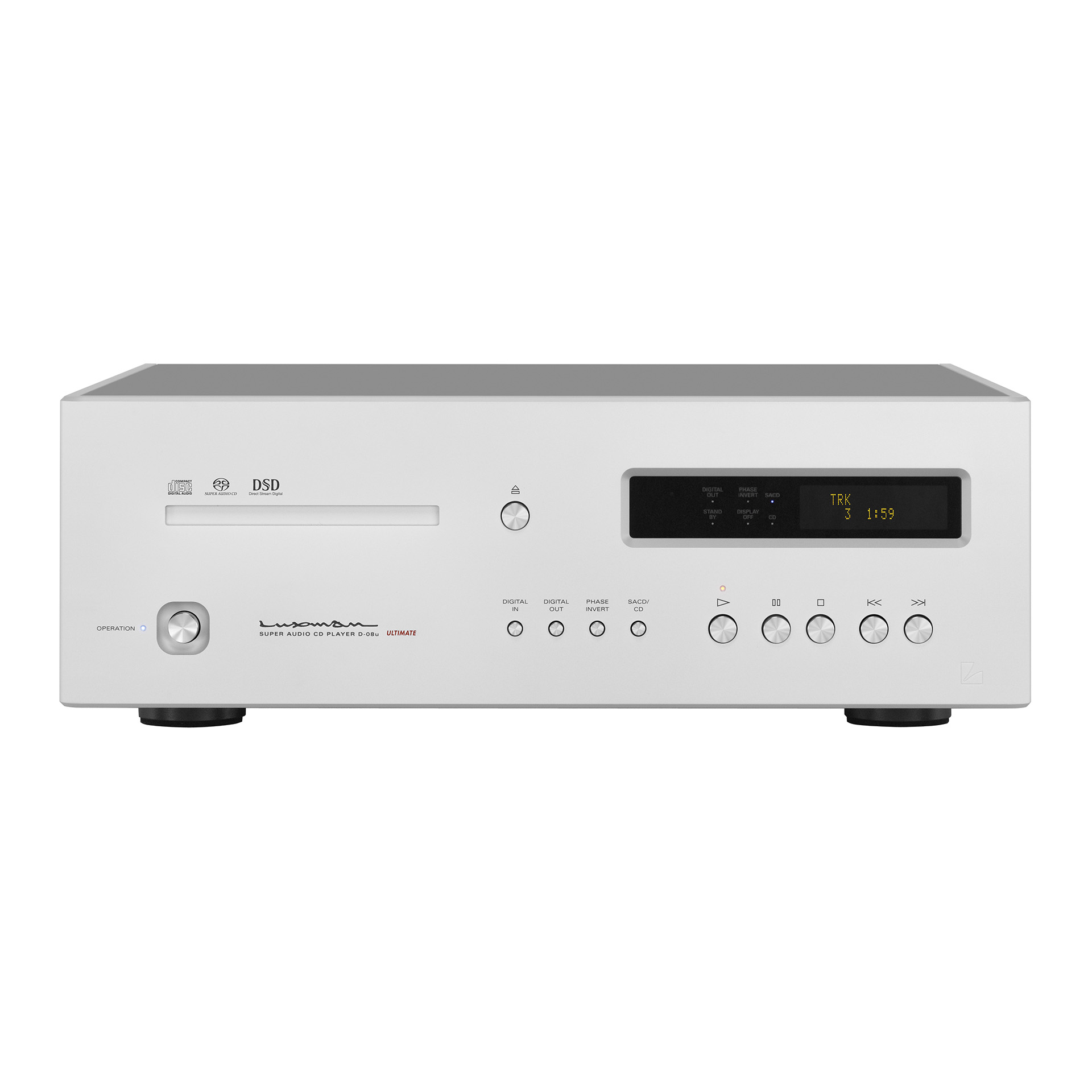 Luxman D-08u - Chattelin Audio Systems