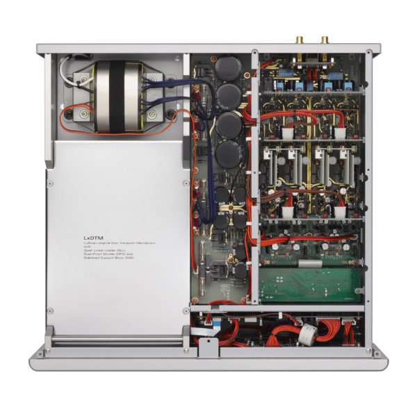 Luxman D-08u - Chattelin Audio Systems