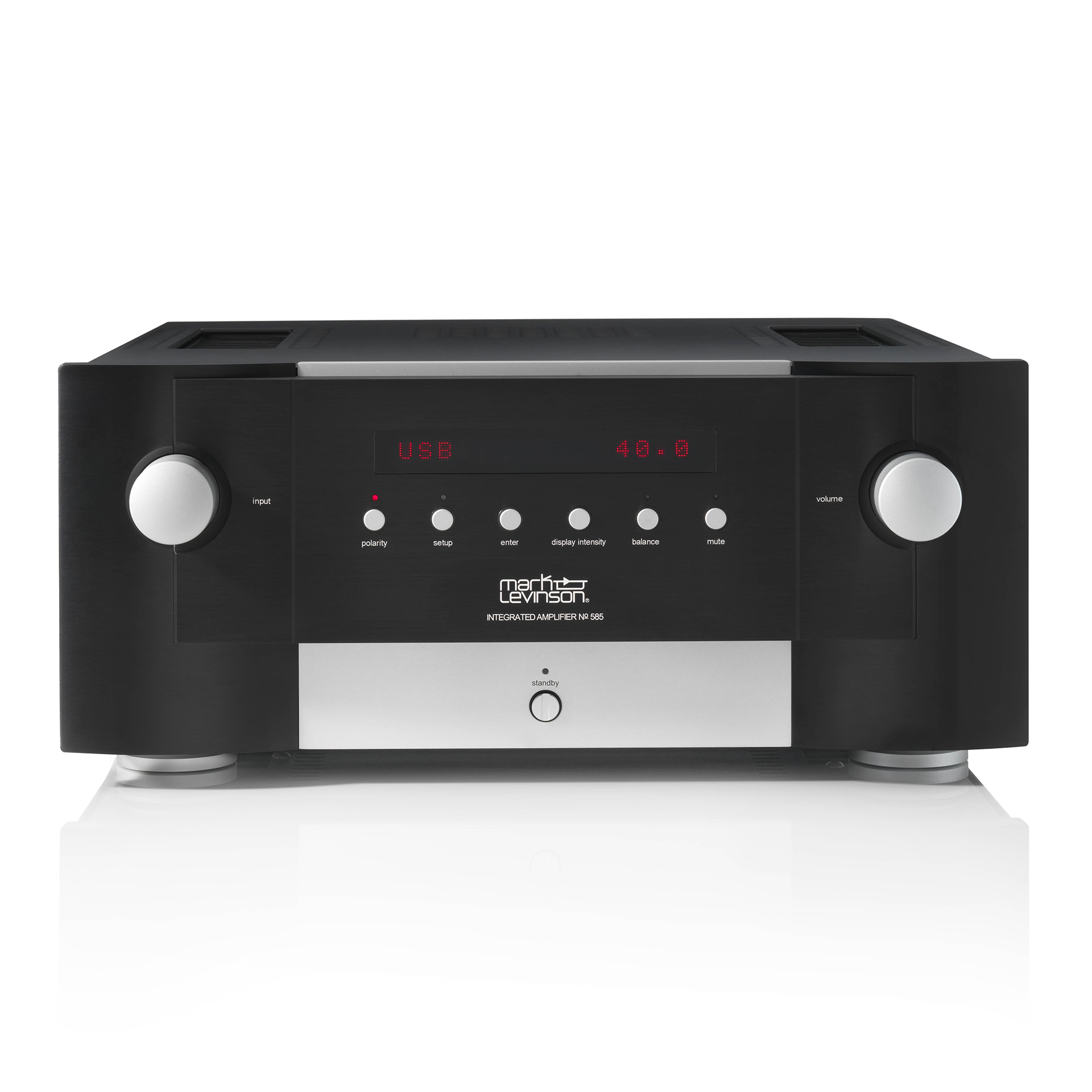 ML_585 Amplifer - Chattelin Audio Systems