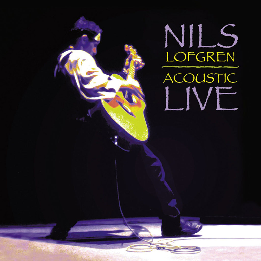 Nils Lofgren - Acoustic Live