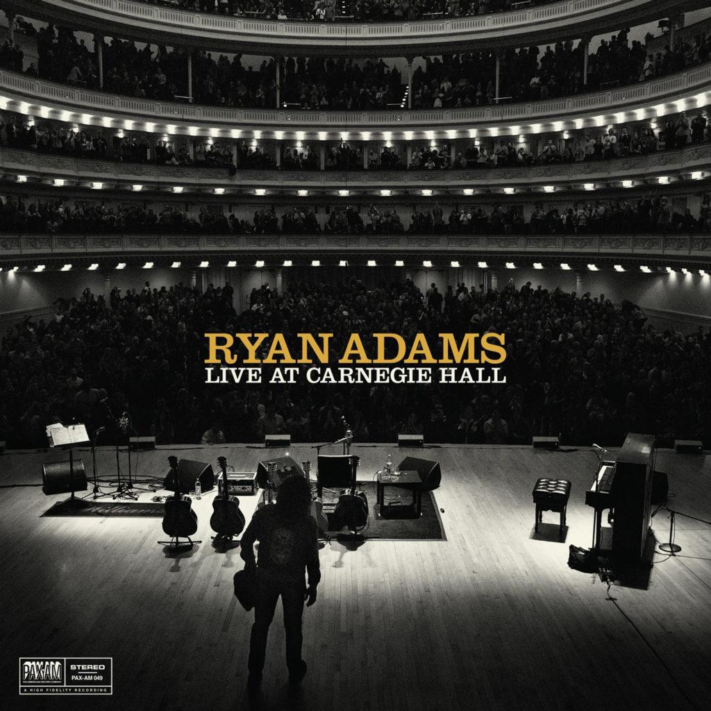 Ryan Adams - Live at Carnegie Hall