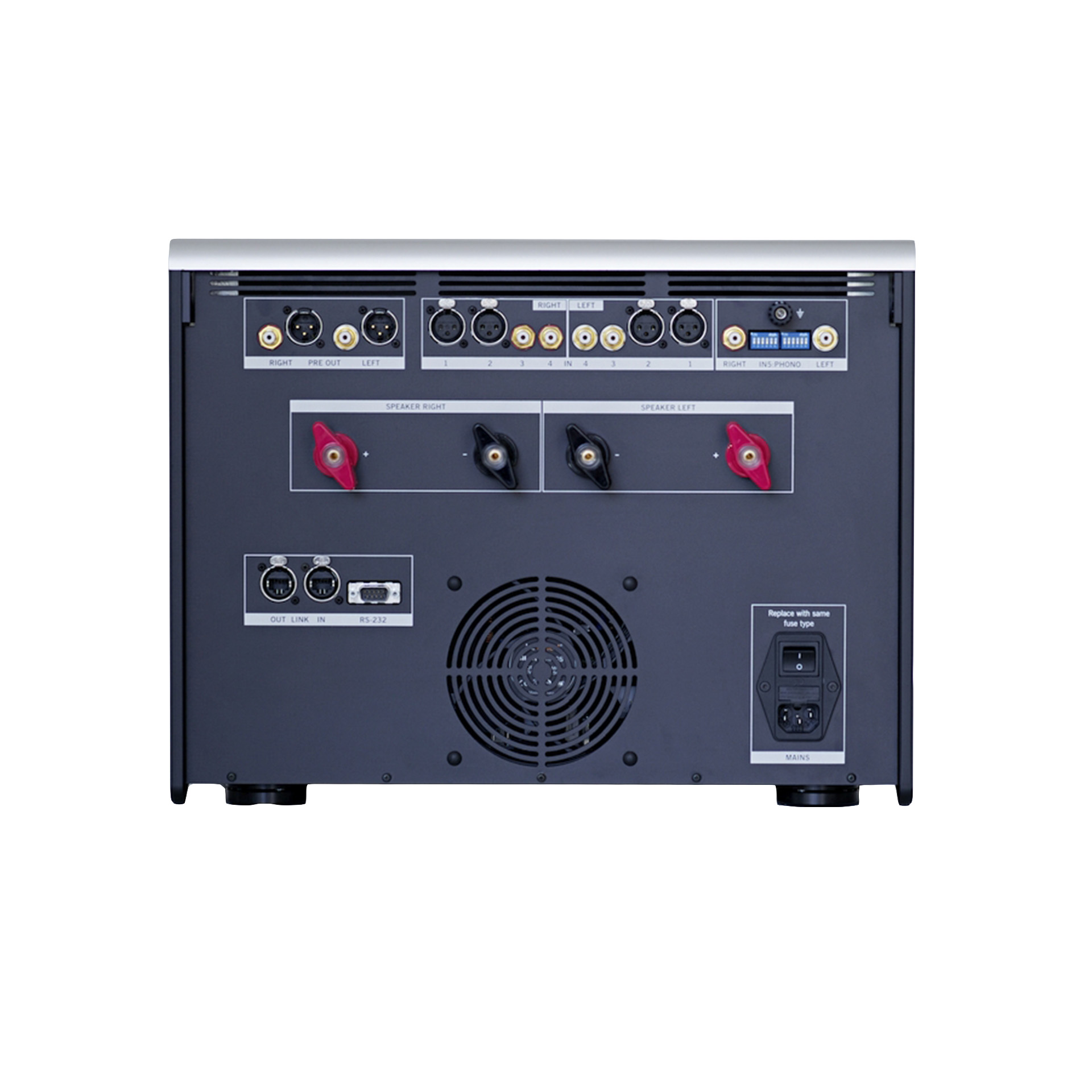 Soulution 530 Int - Chattelin Audio Systems