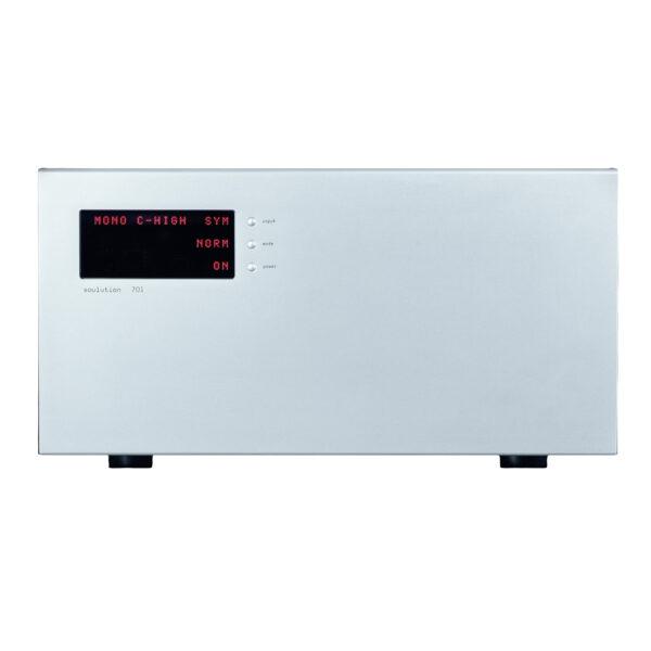 Soulution 701 Mono - Chattelin Audio Systems
