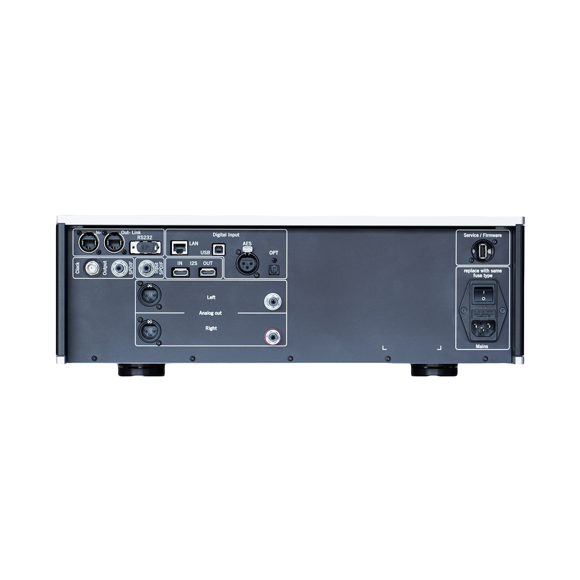 Soulution 760 DAC - Chattelin Audio Systems