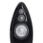 Vivid Audio Oval B1 Decade Black - Chattelin Audio Systems