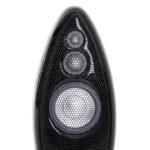 Vivid Audio Oval B1 Decade Black - Chattelin Audio Systems