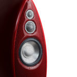 Vivid Audio Oval B1 Decade Red - Chattelin Audio Systems