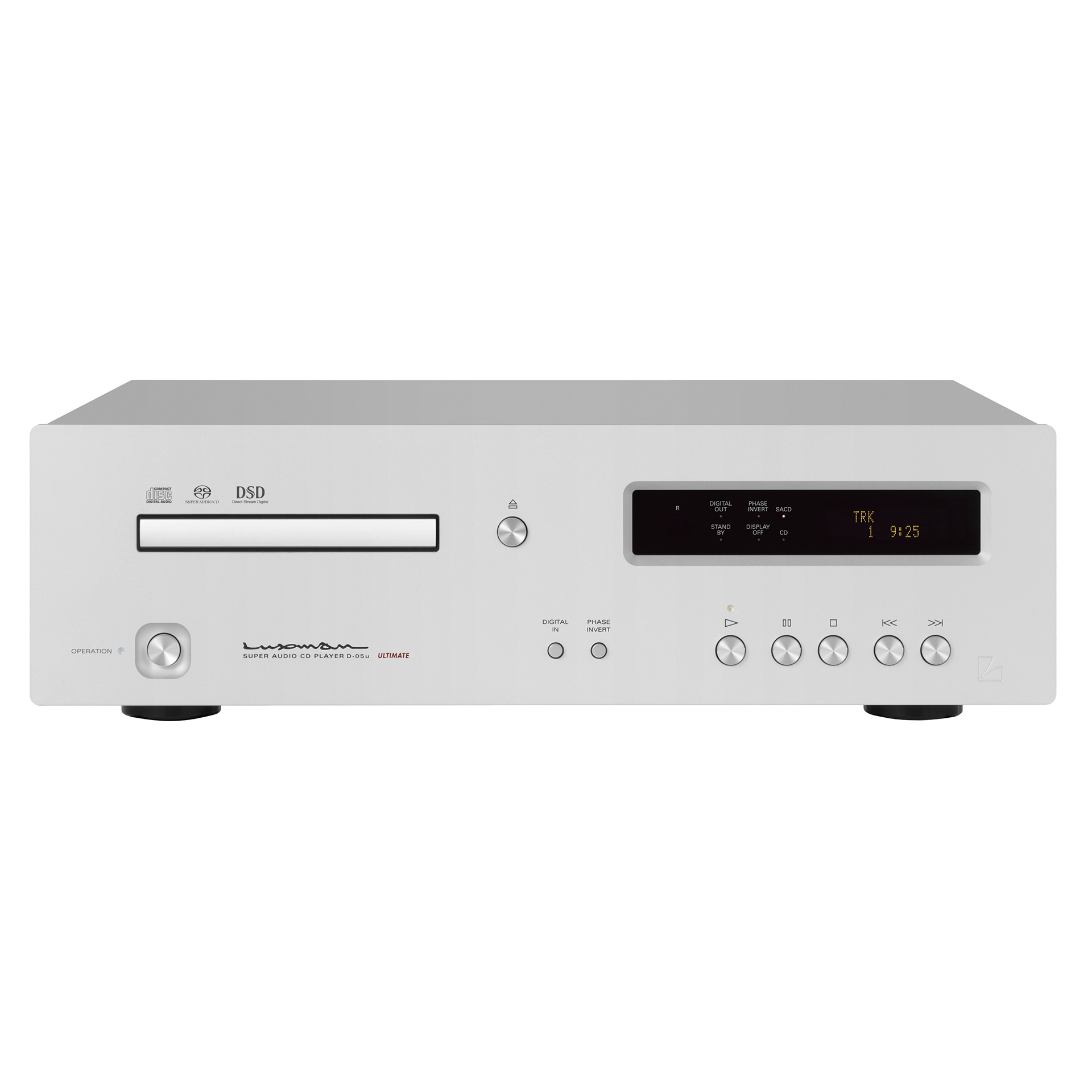 Luxman D-05u - Chattelin Audio Systems
