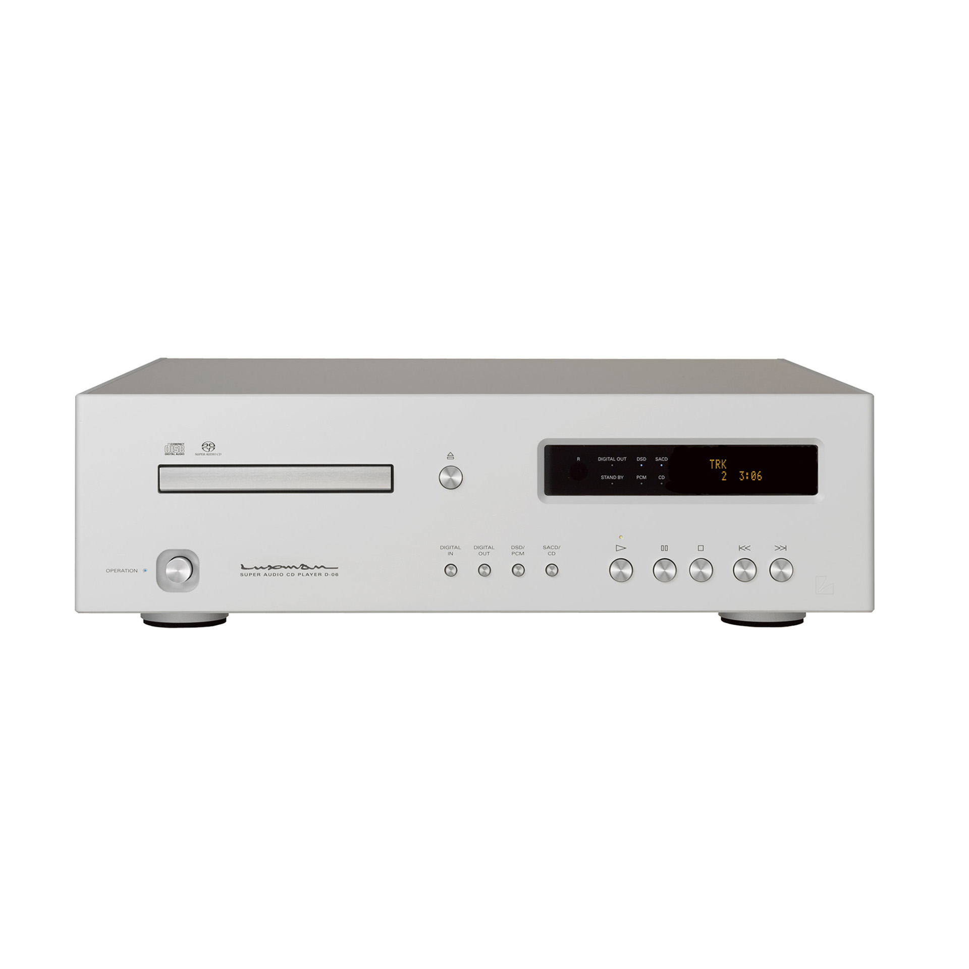 Luxman D-06 - Chattelin Audio Systems