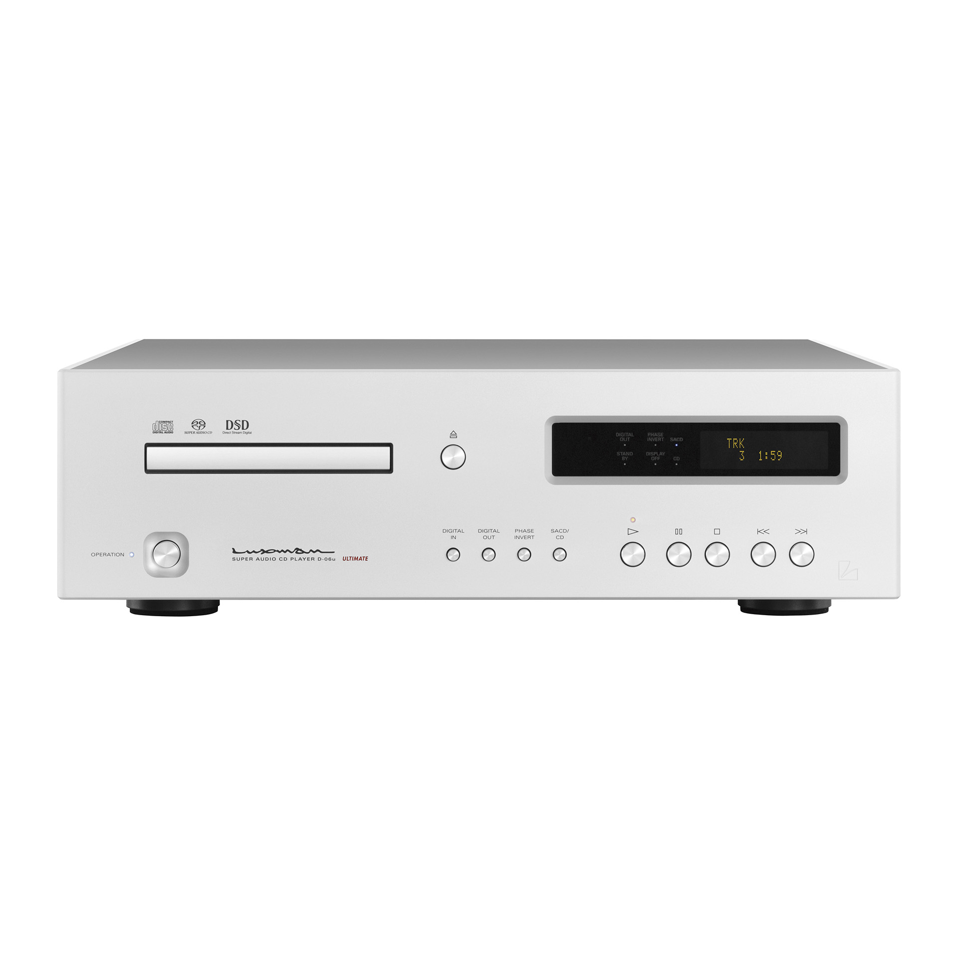 Luxman D-06u - Chattelin Audio Systems