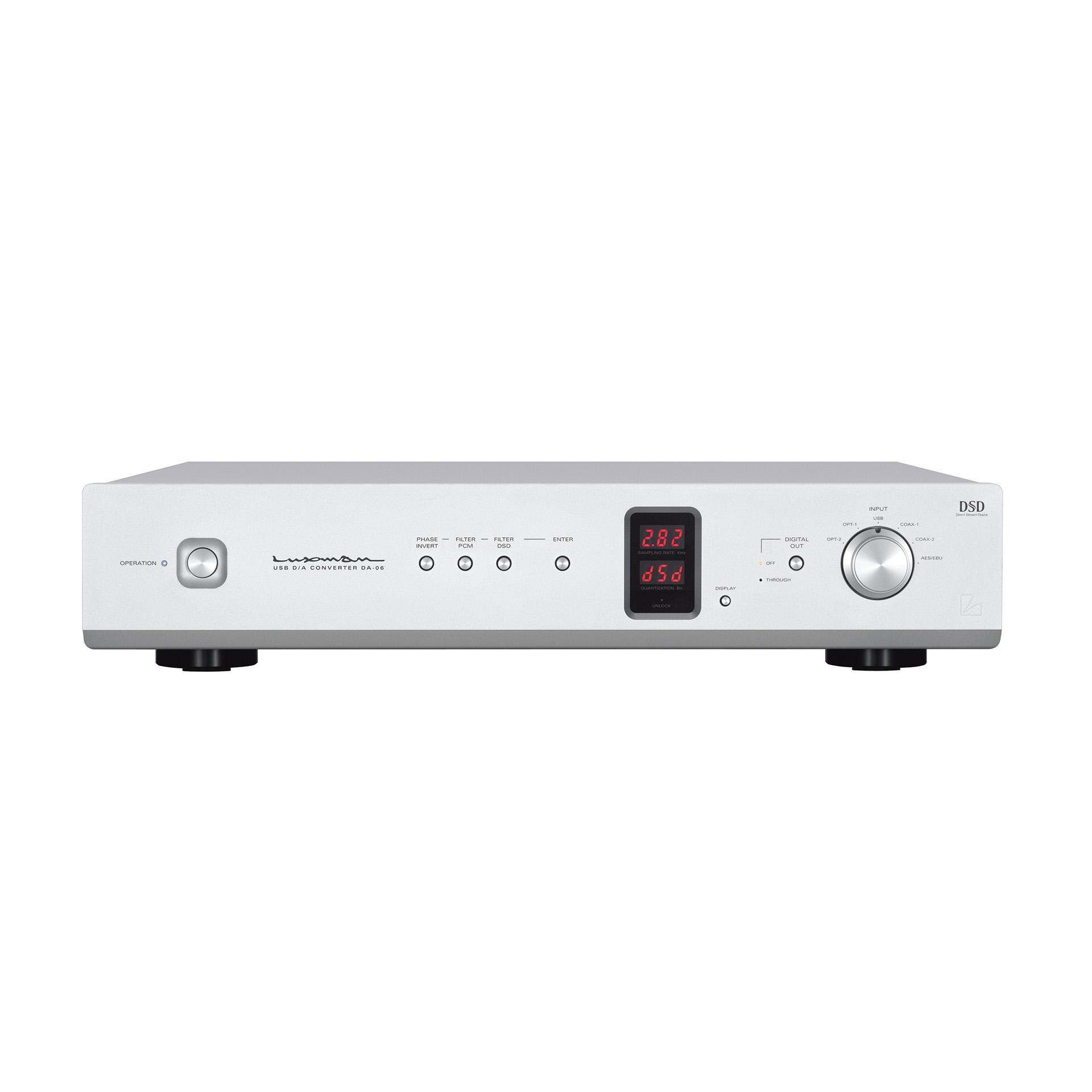 Luxman DA-06 - Chattelin Audio Systems