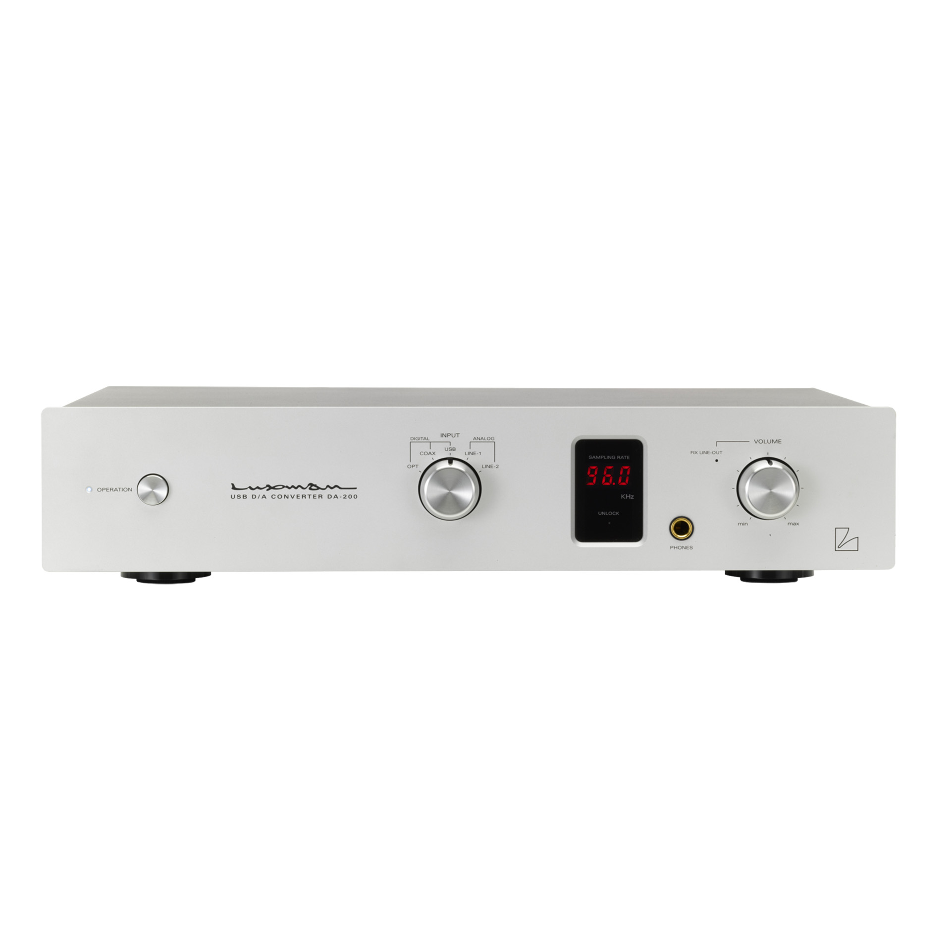 Luxman DA-200 - Chattelin Audio Systems