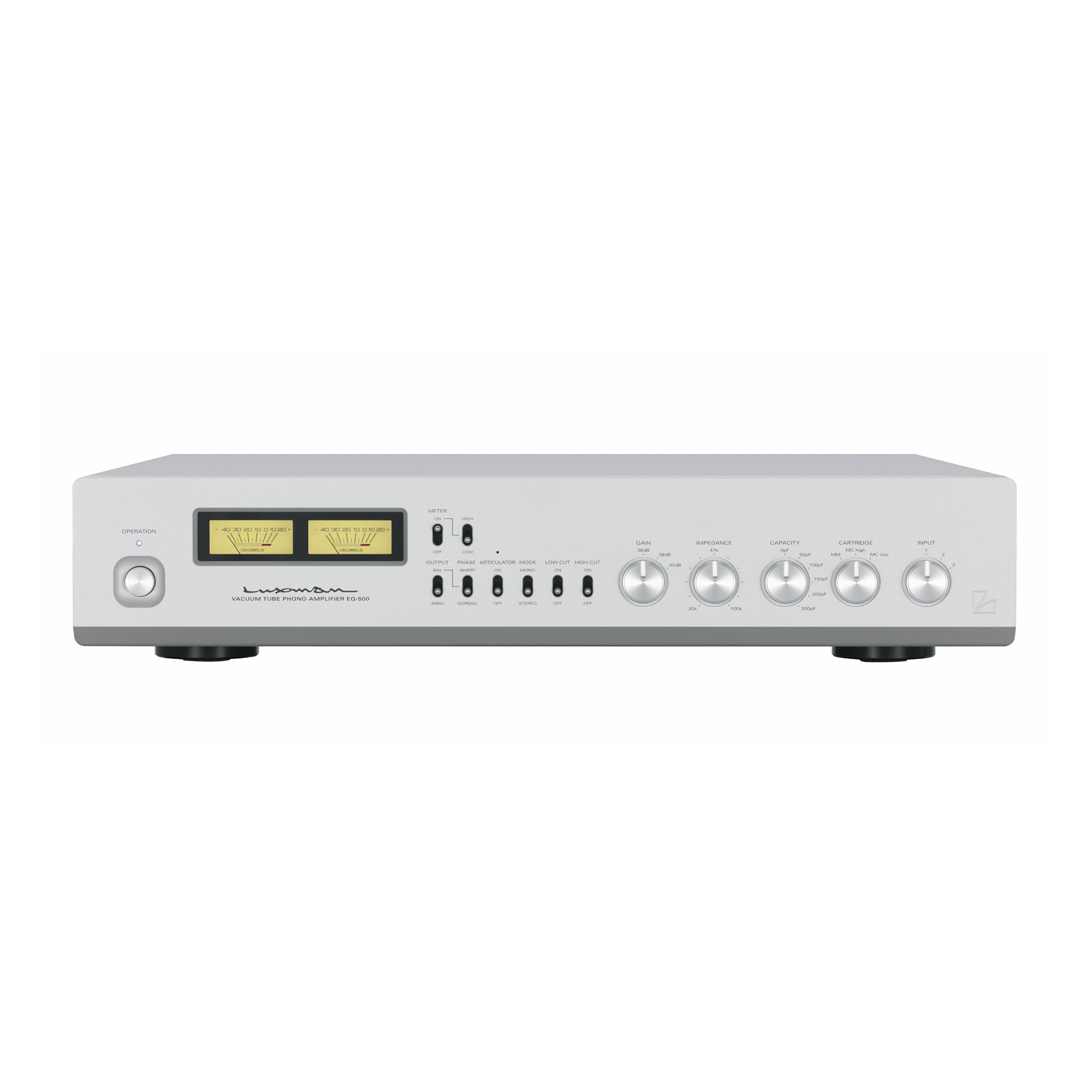 Luxman EQ-500 - Chattelin Audio Systems