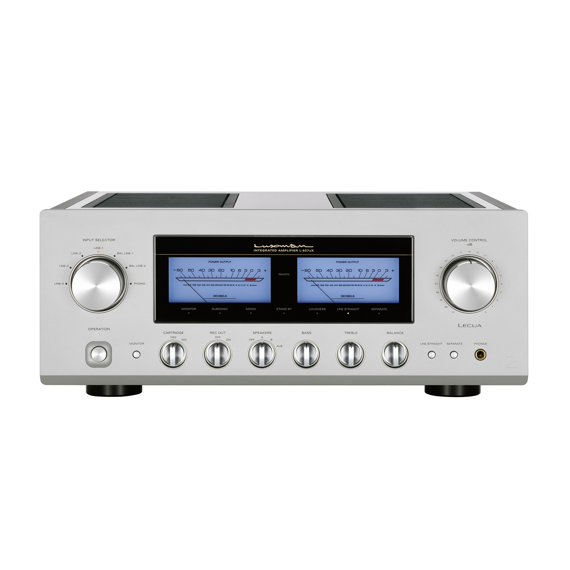 Luxman L-507uX - Chattelin Audio Systems