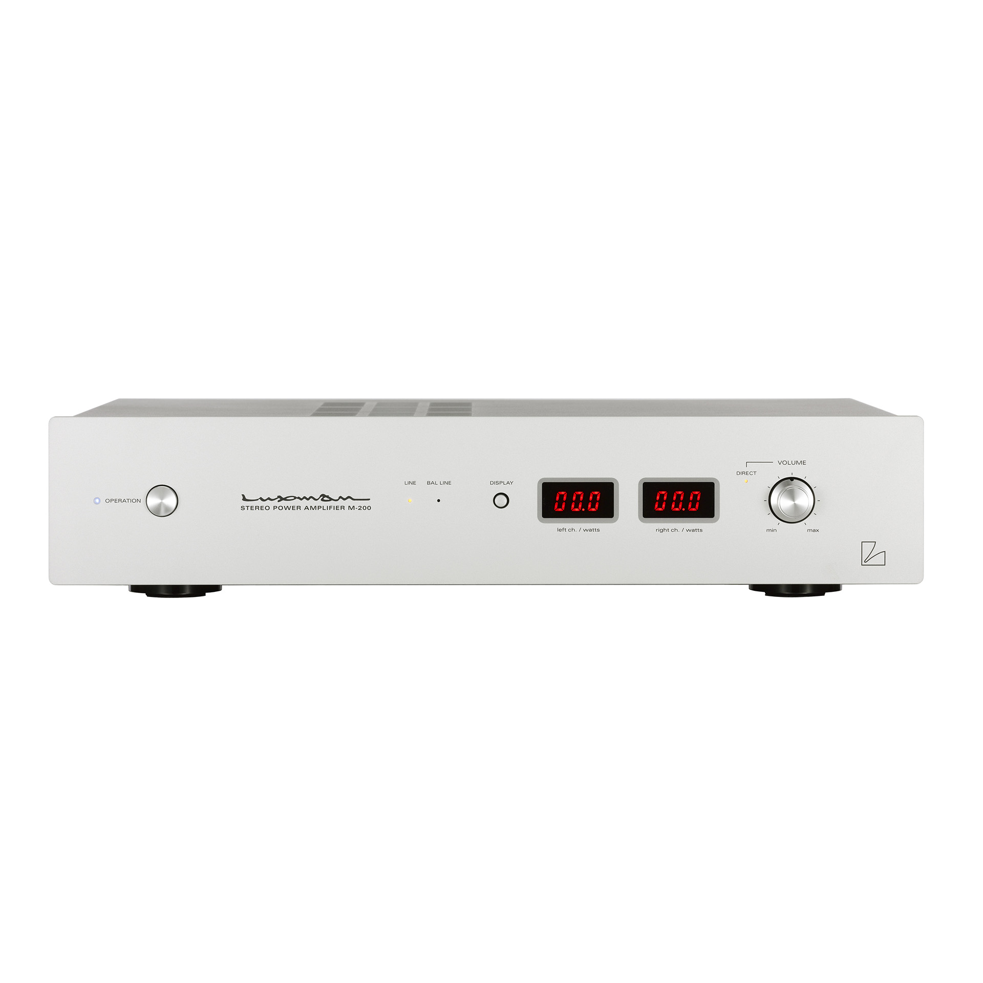 Luxman M-200u - Chattelin Audio Systems