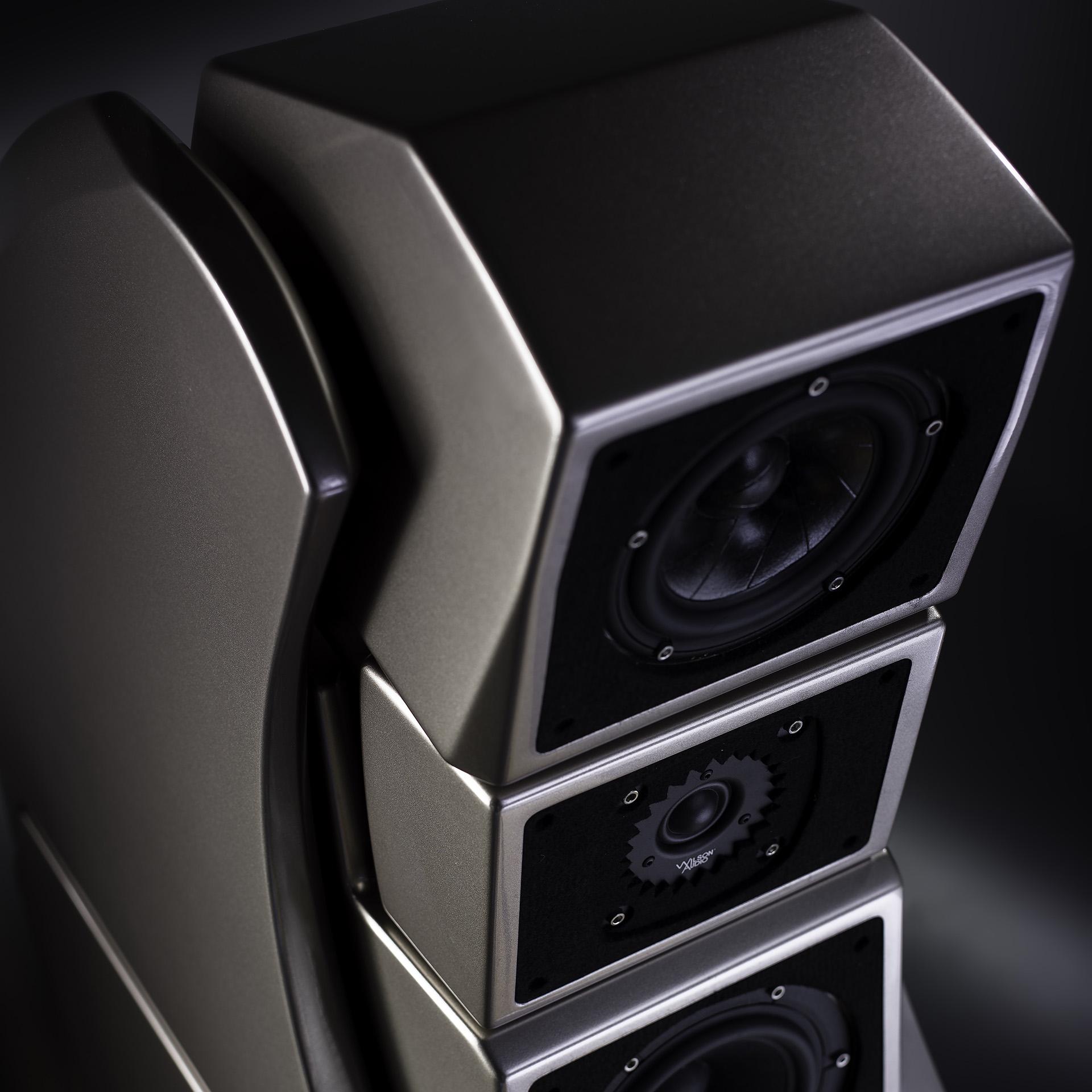 Wilson Audio Alexx - Chattelin Audio Systems
