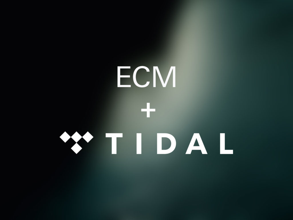 ECM Records nu op Tidal - Chattelin Audio Systems