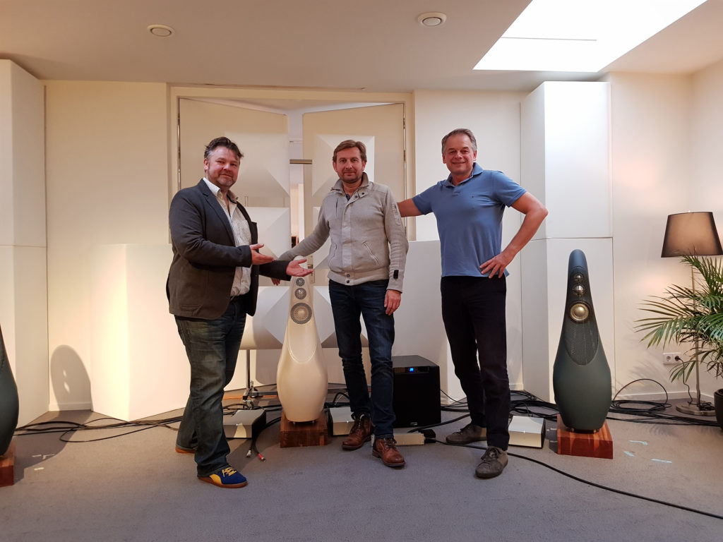 Master of Sound Showverslag met Bert van der Wolf